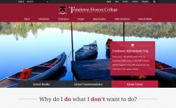 templetonhonorscollege.com