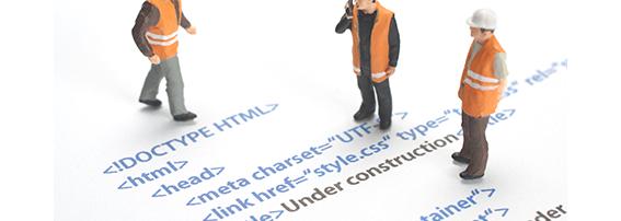 Верстка сайта в HTML